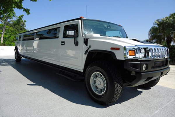14 Person Hummer Jacksonville Limo Rental