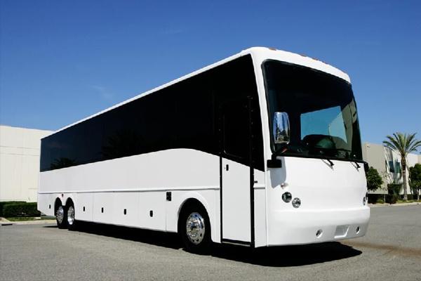 50 Person Charter Bus Service Jacksonville