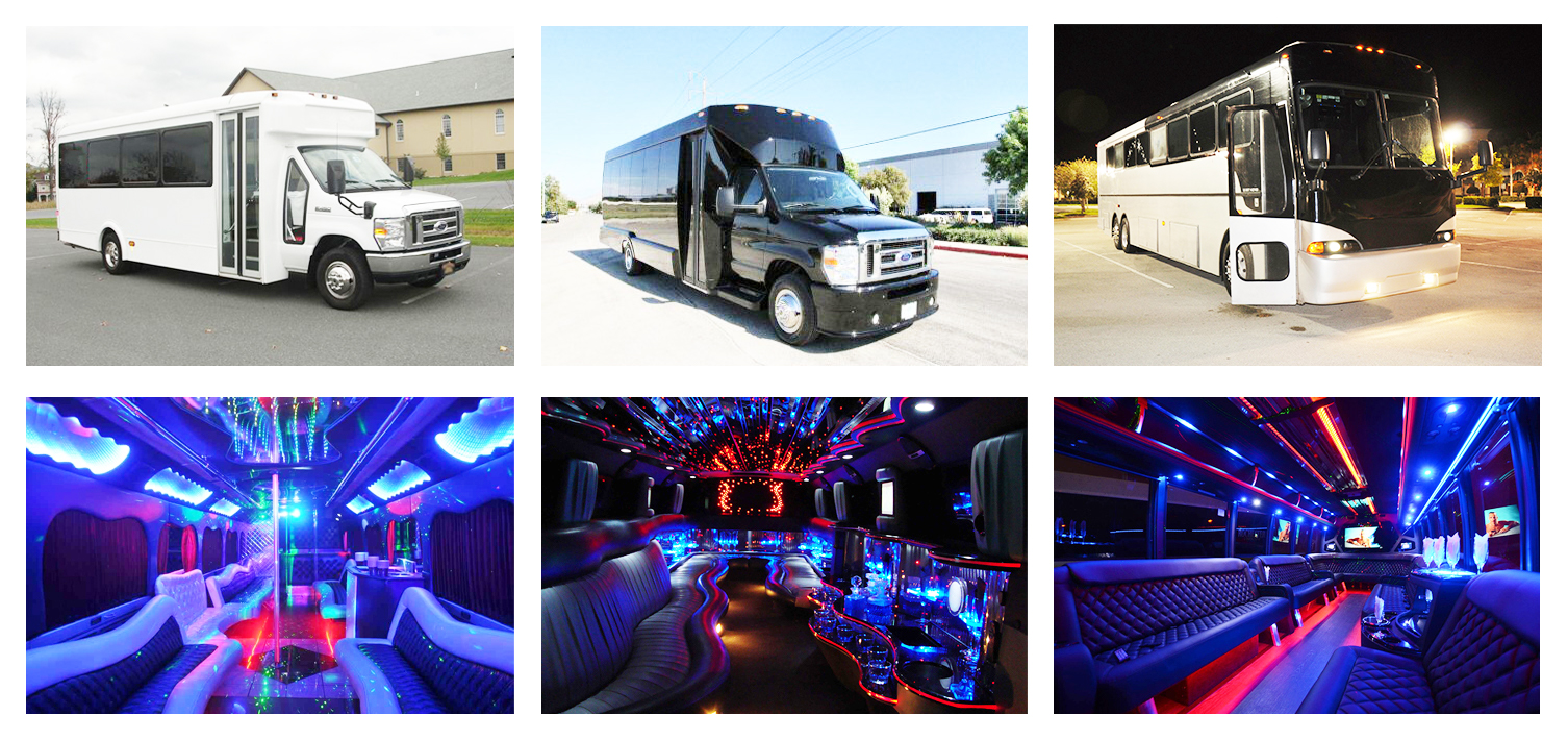 Party Buses Jacksonville