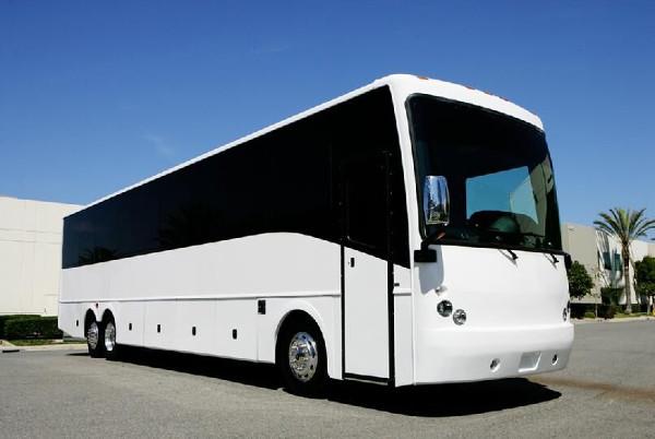 Jacksonville 50 Passenger Charter Bus